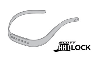 SCOTT Hat Lock Fit System