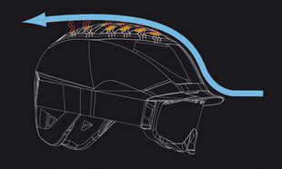 SCOTT Active S-Vent System