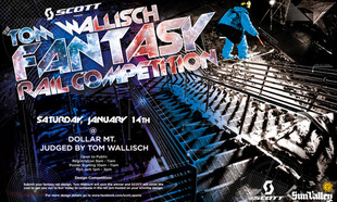 TOM WALLISCH FANTASY FEATURE COMPETITION