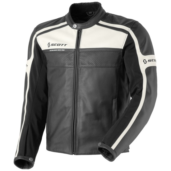 Blouson Scott Buster Leather