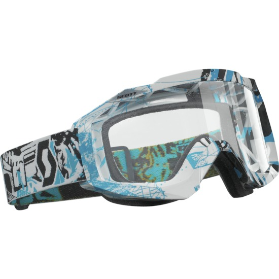 Goggle Scott Hustle MX Enduro