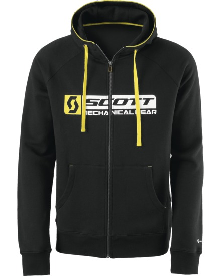 Jacket Hoody Scott Mech