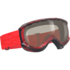 fractal red / natural lens black chrome 32%
