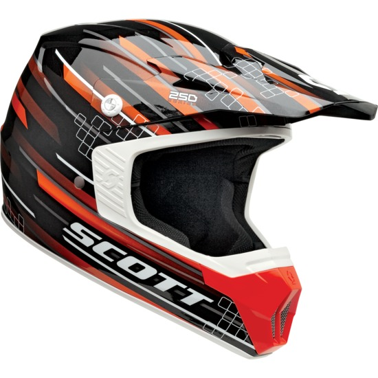 Helmet Scott 250 Race