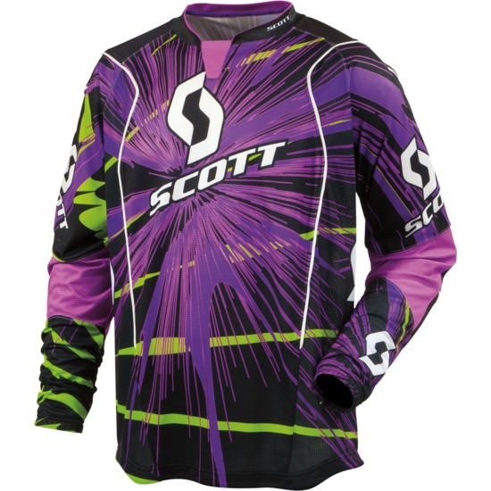 Jersey Scott 450 Combustion