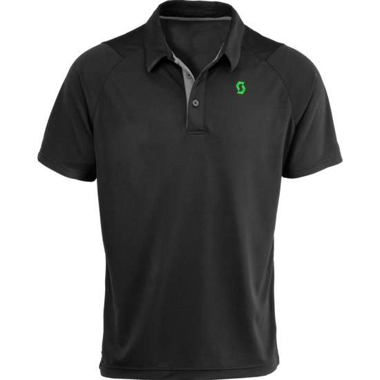 Polo Shirt Scott Slate