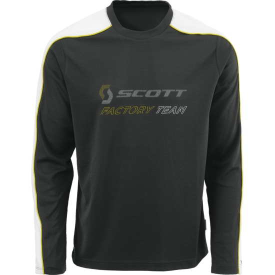 T-Shirt Scott Factory Team l/sl