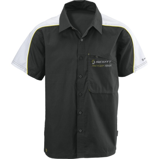Shirt Button Scott Factory Team s/sl