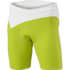 lime green/white