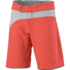 coral red/light grey