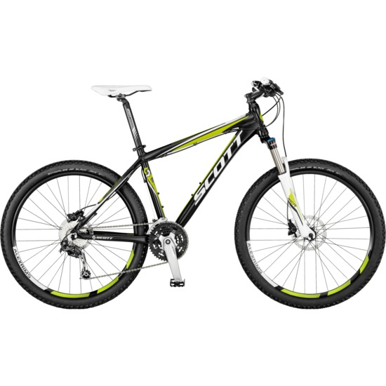 Bike Aspect 20 black/green