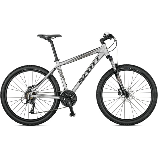 Bike Aspect 40 silver/black