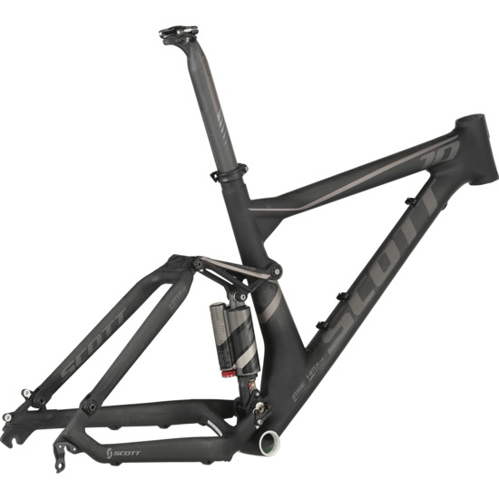 Frame set Genius 10 (HMX)