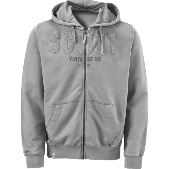 Zip Hoody Scott Application