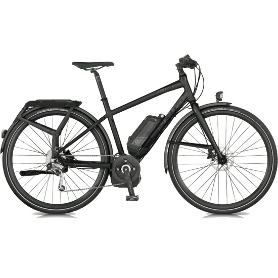 Bike E-Venture 20 Solution black