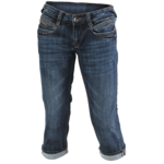 Pant W's Scott 3/4 Denim Slim