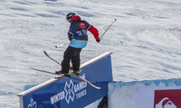 X-Games Tom Wallisch Tignes 2012 ESPN