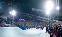 X Games Tignes 2012 SuperPipe ESPN
