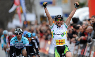 Michael Albasini makes it, Two-for-Two in Spain