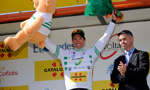 A Start-to-Finish Victory in the Volta a Catalunya 2012