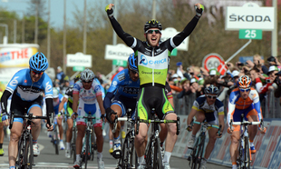 First Grand Tour Victory for Matt Goss