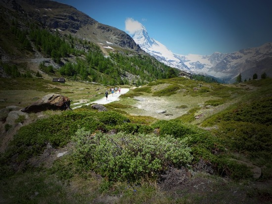 Landscape Zermatt