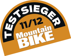 Testsieger MountainBIKE 11/12