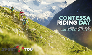 Contessa Riding Day - Slden/tztal (A)