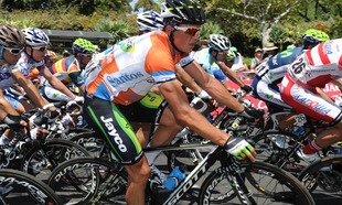 Simon Gerrans Wins the Tour Down Under