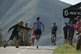 Joseph Gray Wins Sun Valley Half Marathon