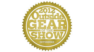 Interbike 2012 Outside Gear of the Show Award