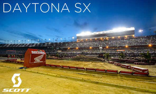 Daytona Supercross Race Report