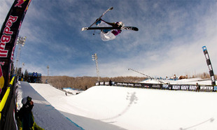 Roz G wins gold at the Winter X Games