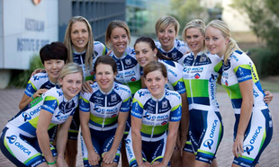 ORICA-AIS Team Launch 2013