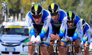 ORICA-GreenEDGE Backstage Pass - World TTT Championships