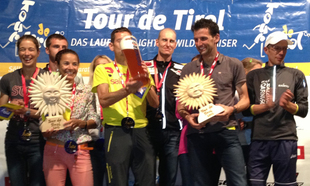 There was great success for team SCOTT at the Tour de Tirol last weekend