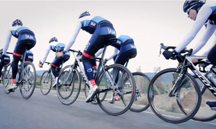 Introducing IAM Cycling - the only Swiss Professional Cycling Team