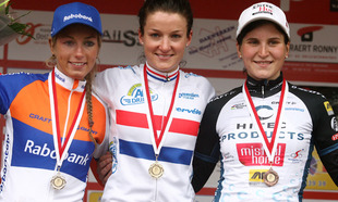 First Podium 2012 for Hitec Products Mistral Home