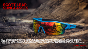 The SCOTT Leap sunglasses reviewed by media