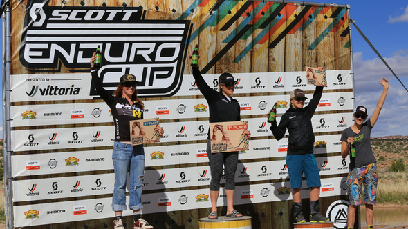 SCOTT Enduro Cup Takes Off with Tight Competition at New Venue