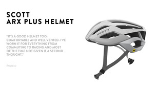 Arx Plus Bike Helmet reviewed by Road.cc