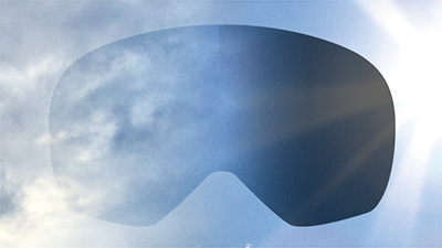 Light Sensitive Photochromic Sunglasses Lens