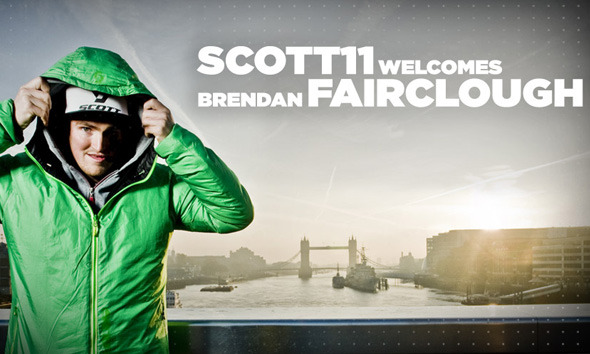 PRESS RELEASE: WELCOME BRENDAN FAIRCLOUGH