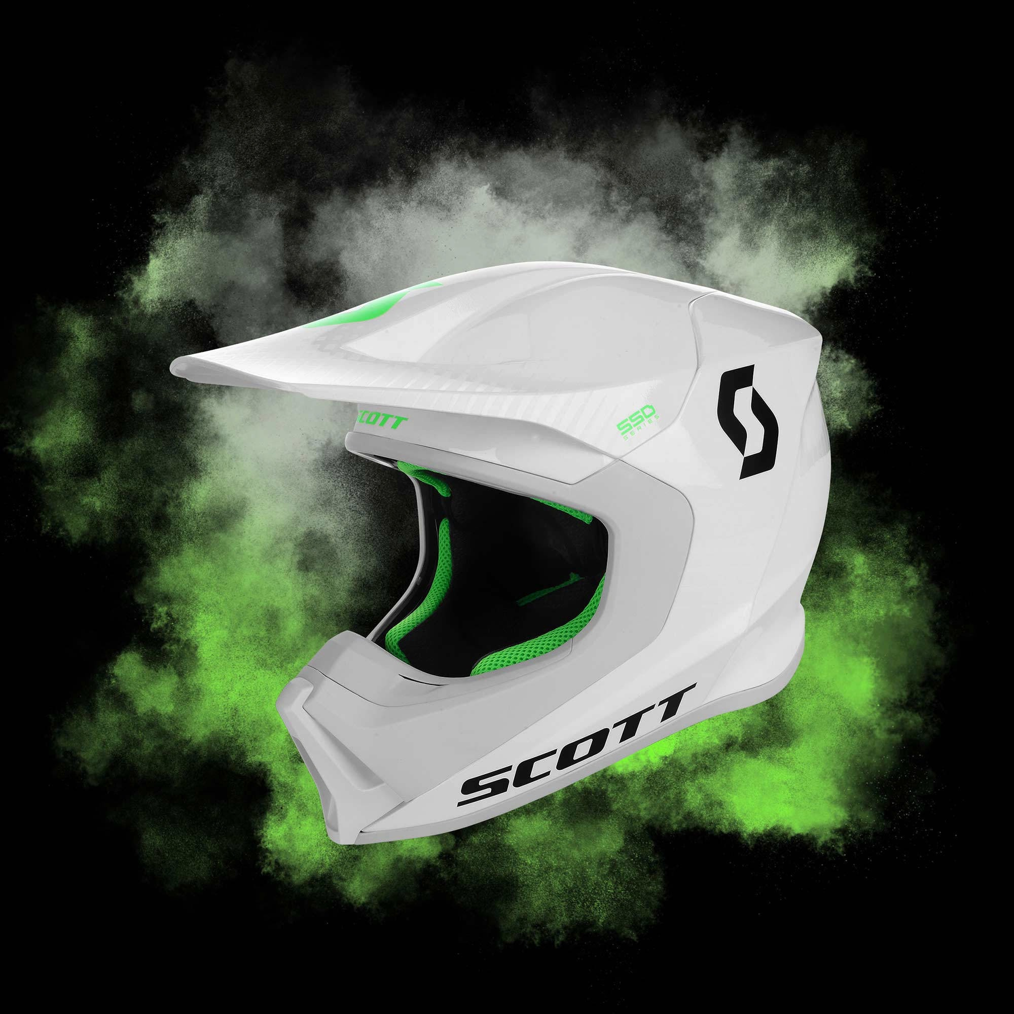 SCOTT 550 Hatch ECE Helmet