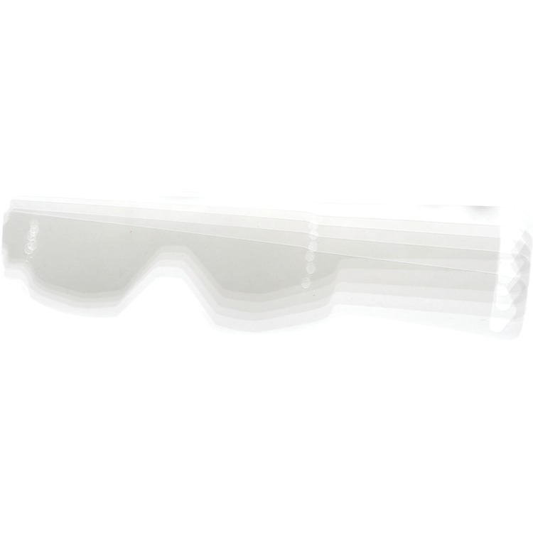SCOTT Works Proa/Volt/80 Holes.Tear Off PAK-10 Lunettes