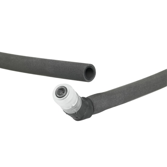 SCOTT TPU foam tube with surge valve