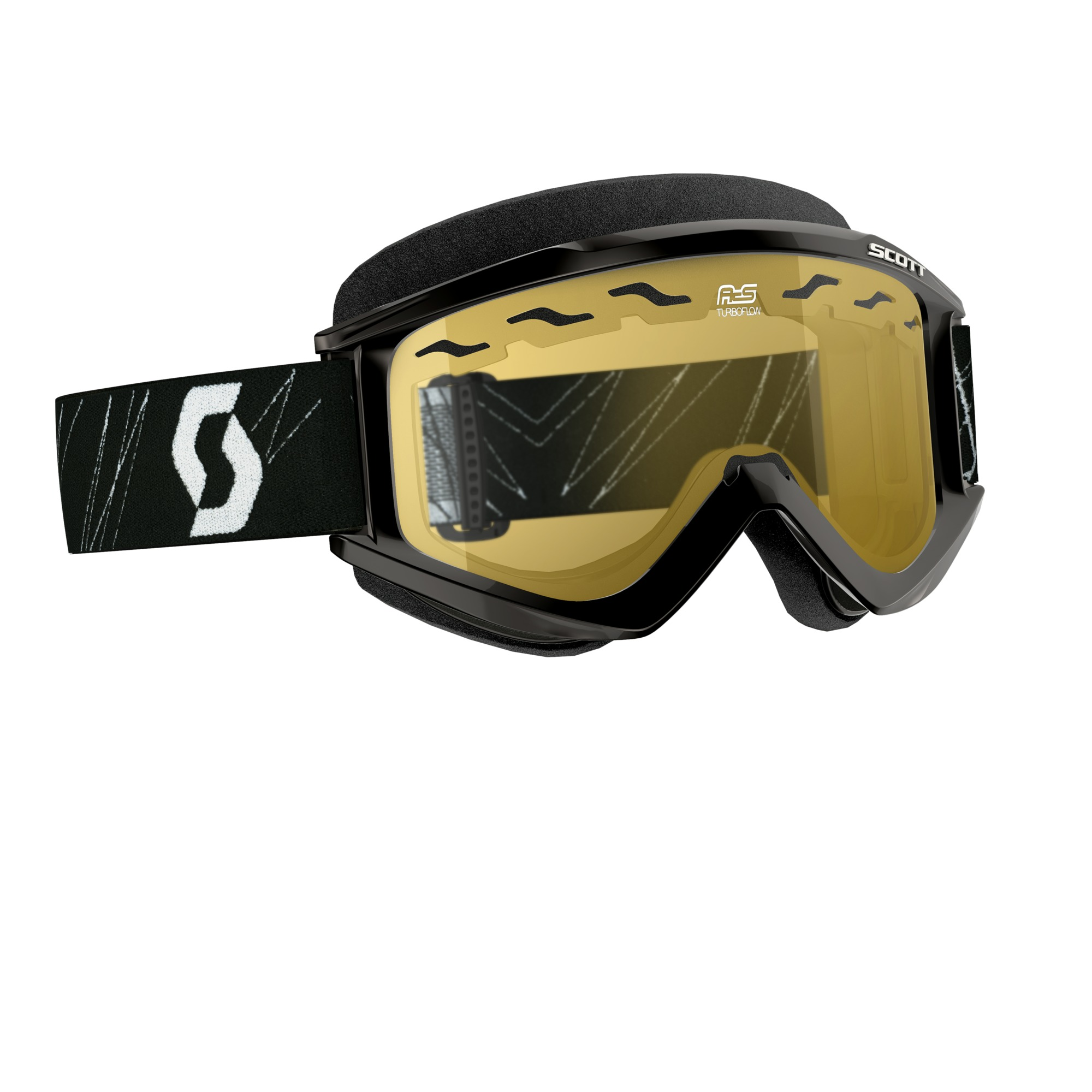 SCOTT RecoilXi Snow Cross Safari Goggle