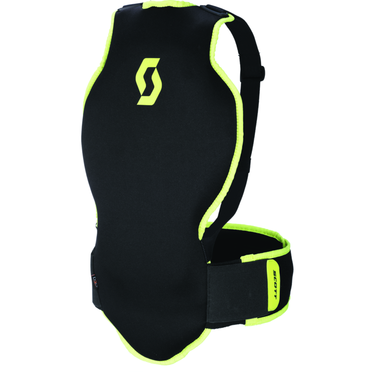 SCOTT Soft CR II Junior Back Protector