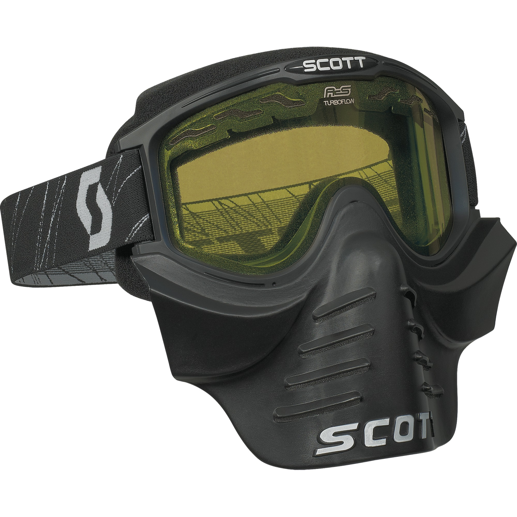 SCOTT 83X Safari Facemask Goggle