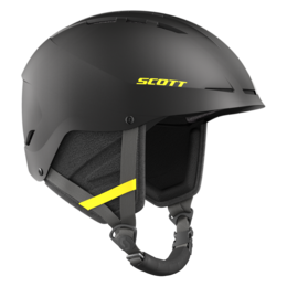 SCOTT Camble yellow strap Helmet
